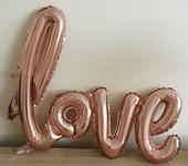 Balon love,