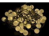 Světelný řetěz - Venkovní osvětlení - teplá bílá,
