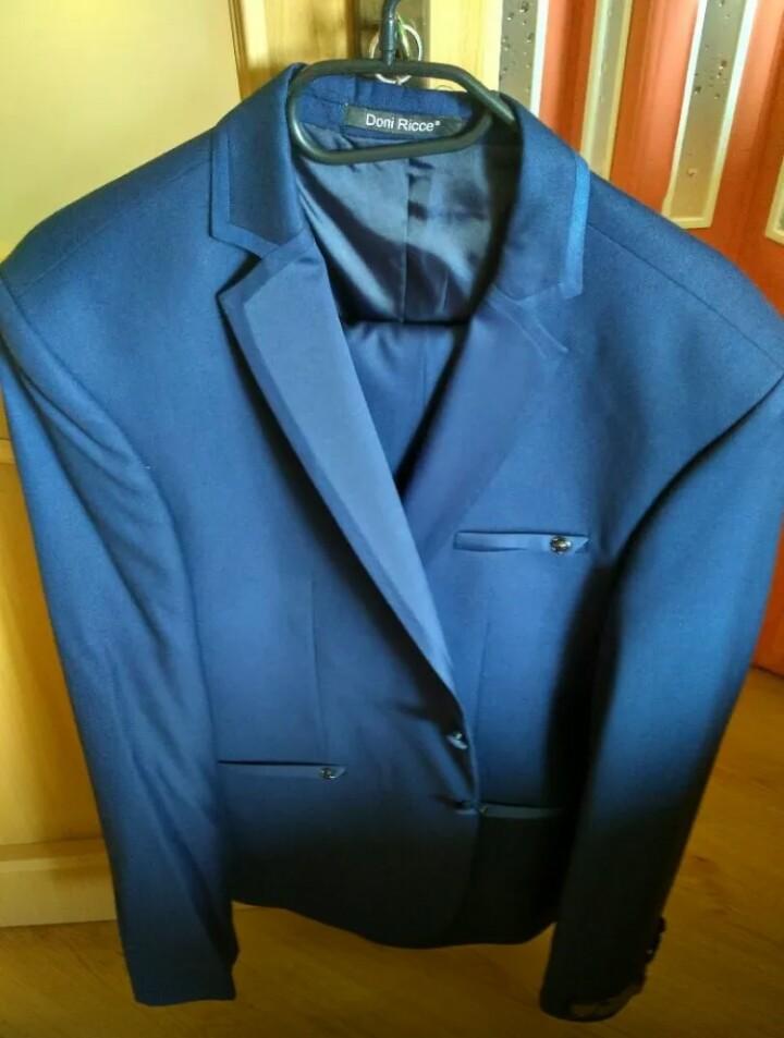 Pánsky značkový oblek - Obrázok č. 1