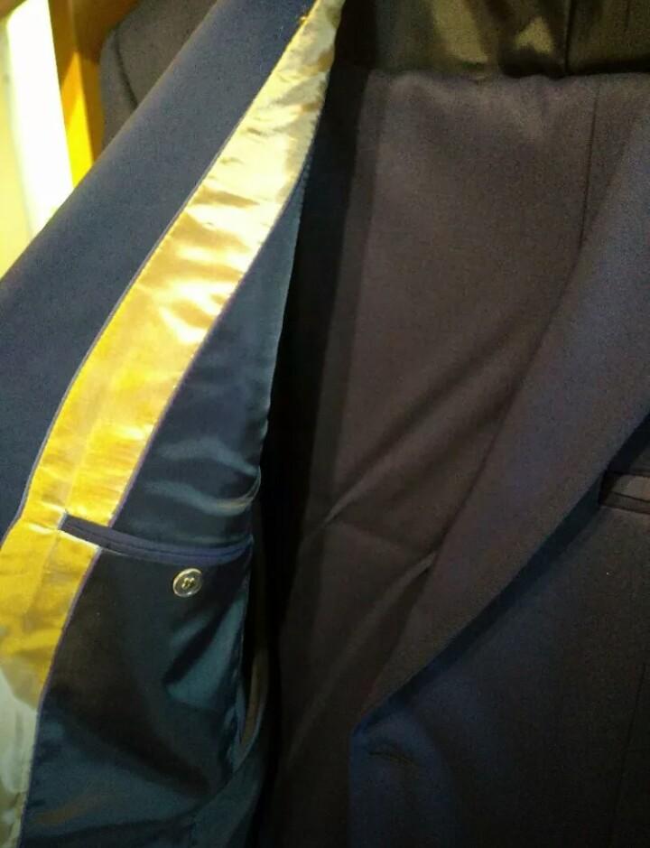 Pánsky značkový oblek - Obrázok č. 4