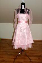 Podobné šaty bude mít moje nejlepší kamarádky svědkyně:-)