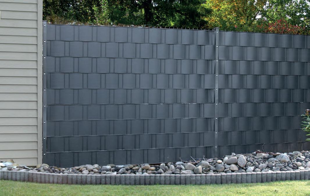 Plotový panelový set plus grafitové krycie pásky - Obrázok č. 1