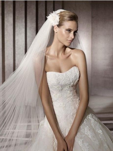 Svatební šaty Pronovias Barroco - Obrázek č. 1