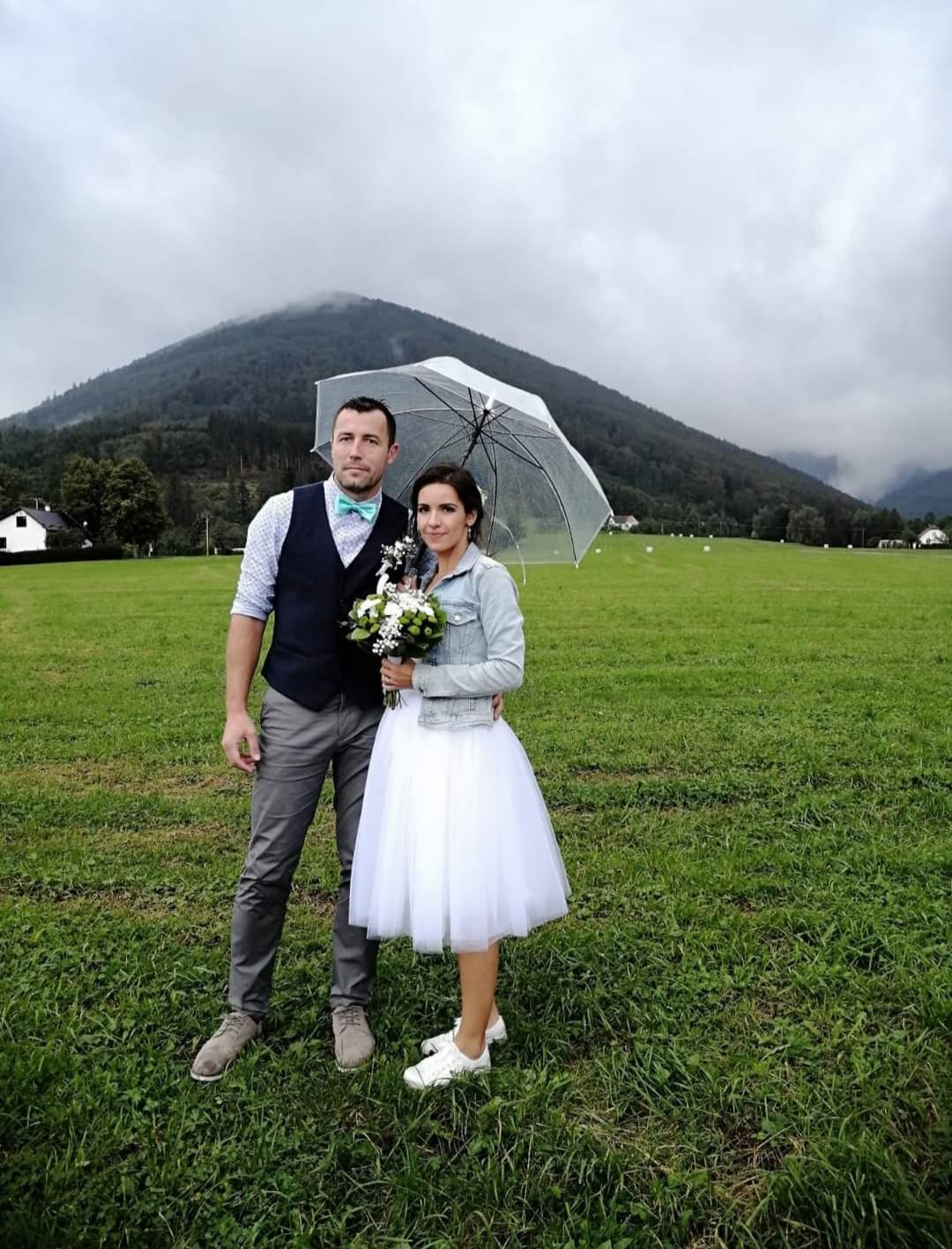 Svatební tylová sukně - Obrázek č. 1