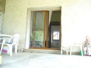 odsuvné terasové dvere