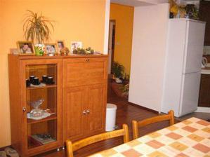 prechod z kuchyne do obývačky