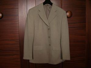 Miláčkovo oblek, kalhoty chybí, jsou na zkrácení :-)