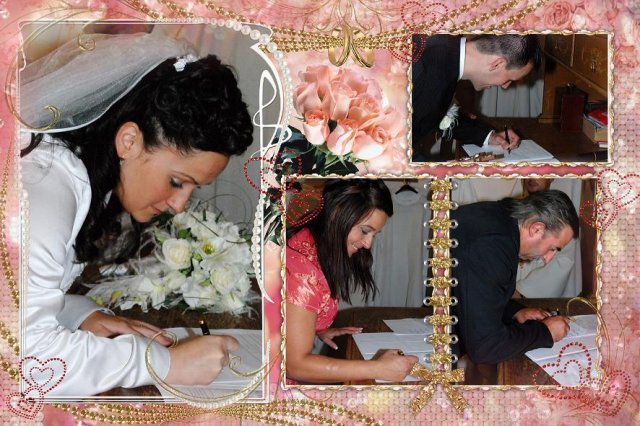 Naša svadba :) - Obrázok č. 4