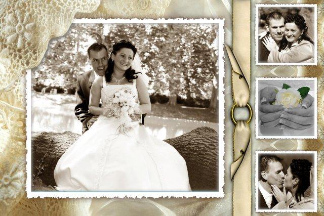 Naša svadba :) - Obrázok č. 6