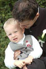 nejmladší svatebčan - synovec