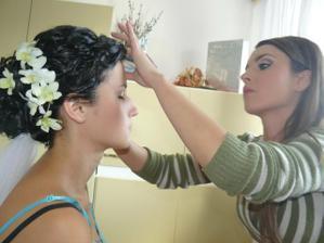 ........make-up.....
