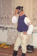 ....môj podarený tanečník:))))....