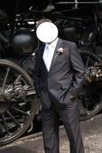 oblek Alain Delon , 52