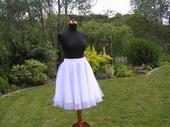tylová sukně, 40