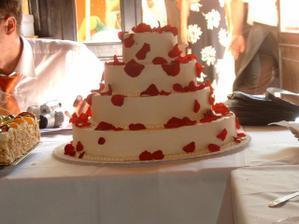 Hlavní dort.