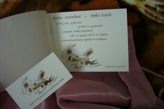 Katka a Peťko - Naše oznamko