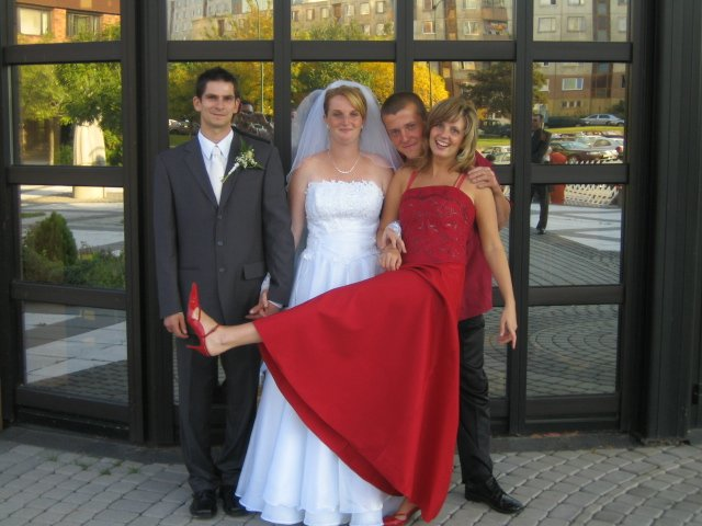 Katka a Peťko - Sestrina svadba