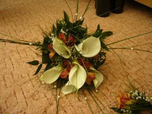 Detail kvetinky.