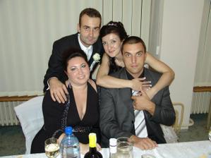 moj bracek, svagrinka a my dvaja