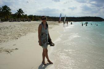 Playa Esmeralda ...