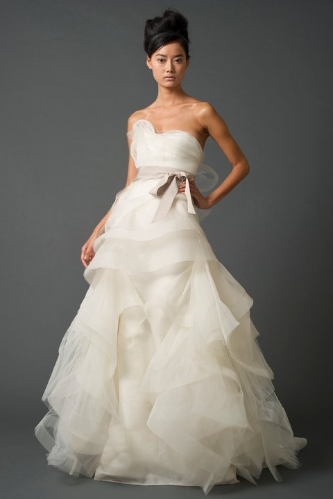 Wedding dresses - Vera Wang - Genevieve