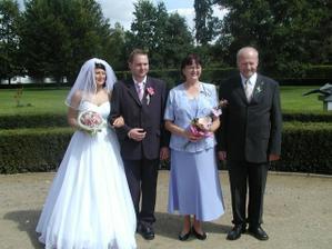 ženichovo rodiče