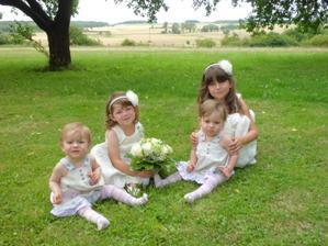 Nejmladší svatebčanky