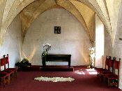 ... svatební kaple ...