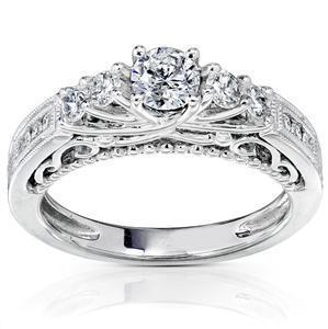 Zasnubne prstene na inspiraciu - Obrázok č. 35