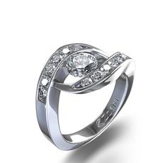 Zasnubne prstene na inspiraciu - Obrázok č. 41