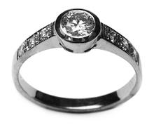 Zasnubne prstene na inspiraciu - Obrázok č. 7