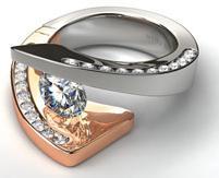 Zasnubne prstene na inspiraciu - Obrázok č. 69