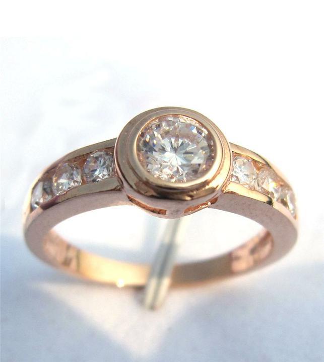 Zasnubne prstene na inspiraciu - Obrázok č. 8