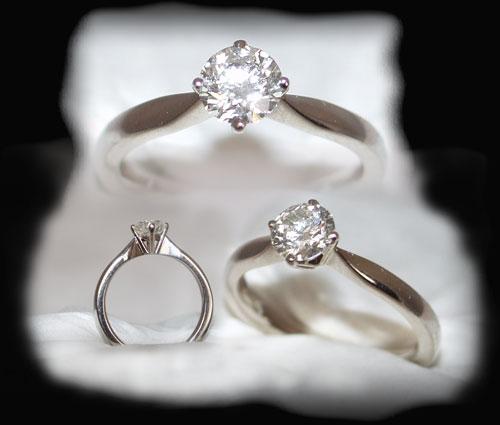 Zasnubne prstene na inspiraciu - Obrázok č. 19