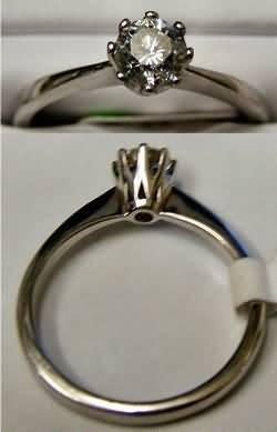 Zasnubne prstene na inspiraciu - Obrázok č. 24