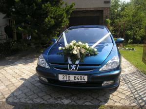 To bylo moje autíčko