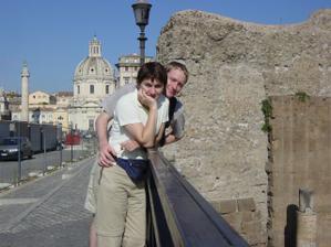 Svatební cesta do Říma