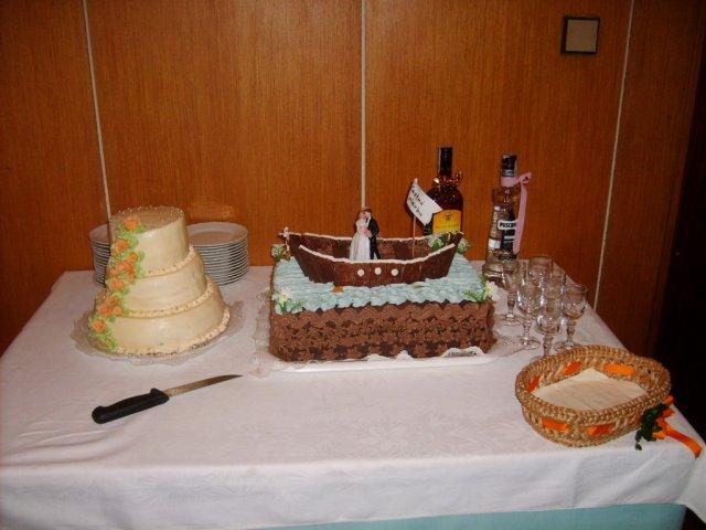 Zuzana B.{{_AND_}}Jozef R. - Naše hlavné torty, boli výýýborné :)))