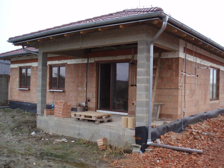 Náš domček - terasa