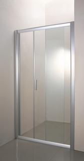 Náš domček - sprchove dvere RAVAK + pevna stena k tomu