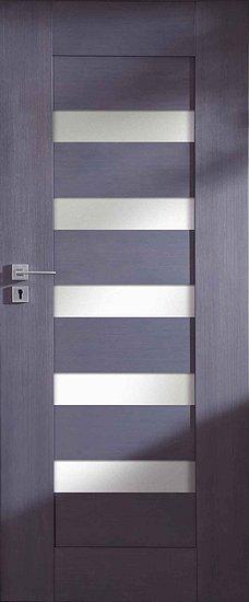 Náš domček - takéto dvere - dyhované do izieb