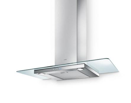 Náš domček - digestor elica flat glass 90