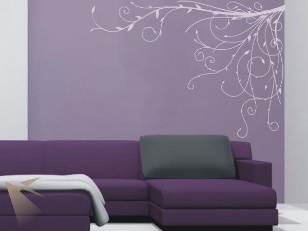 Náš domček - predloha na stenu