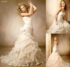 ...a tieto sú už moje svadobné:-)