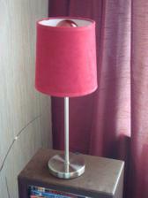 Nova lampa do obyvacky..