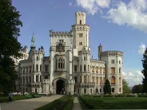 """Na zámku Hluboká si řekneme ,,ano"""" dne 11.6.2011 ve 14:00 :)"""