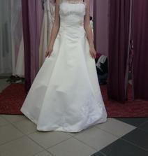 šaty pro mojí družičku :)