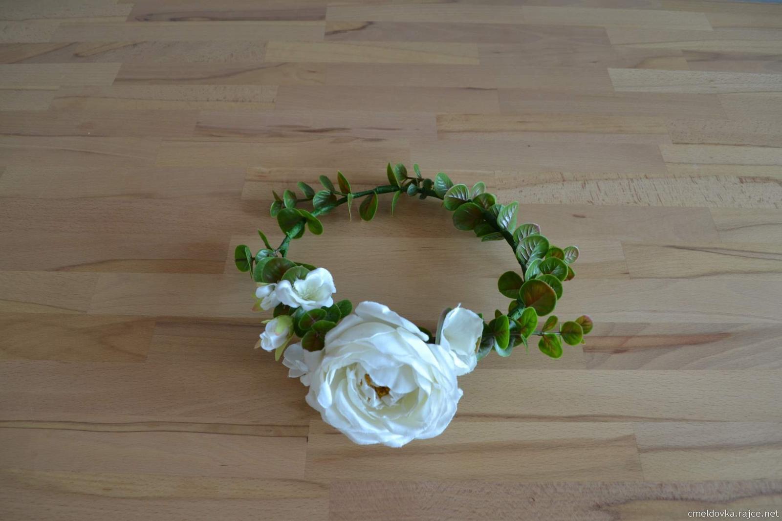 Věneček pro nevěstu - Obrázek č. 1