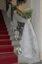 dekoreace na zamku