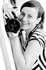 paní Lada Baladová naše fotografka :D